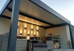 Carport et abri de terrasse